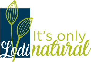 Lodi-It's Only Natural logo